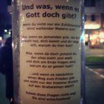 #gott #zufall #zettel