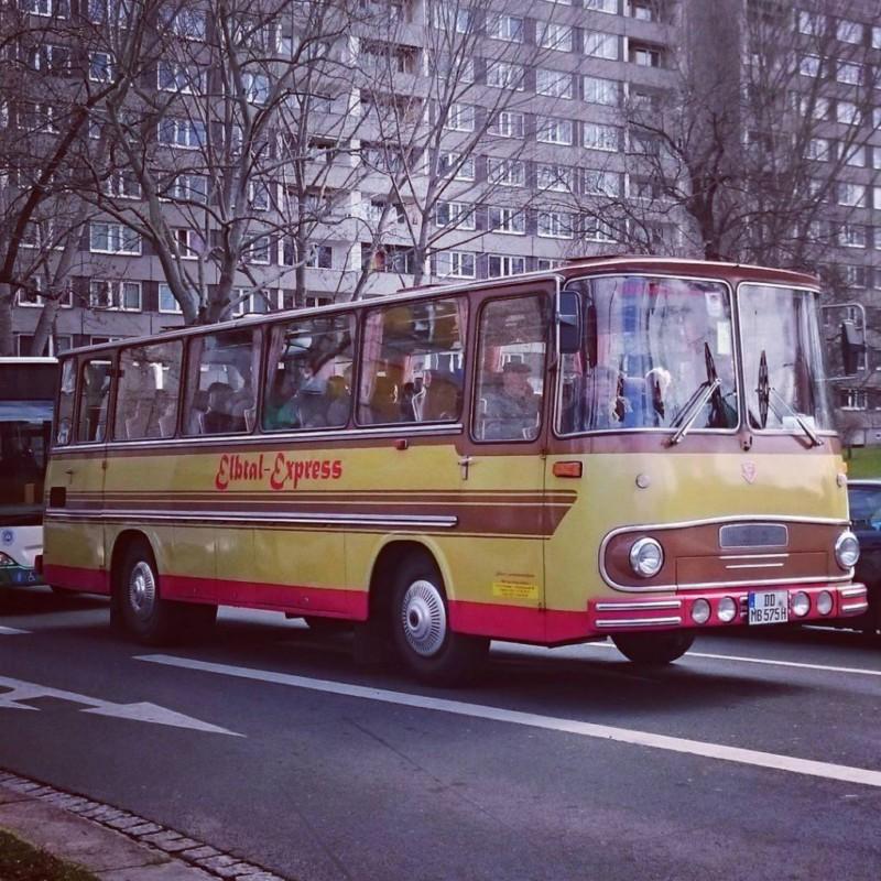 #Bus #ifa #dresden