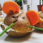 just a smokin' potato mouse #foodfun