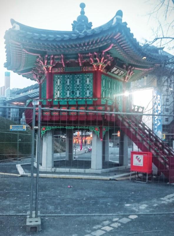 Pavillon Tongiljeong