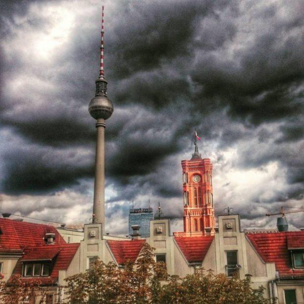 berlin drama queen