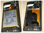 akku tauschen im Sony Xperia Z3