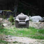 armchair face
