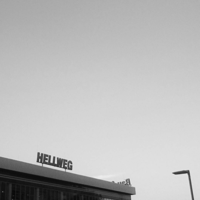 highway to hell, aber als schleichweg