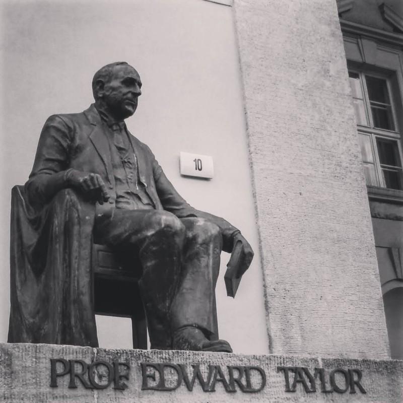 Edward Taylor (ekonomista)