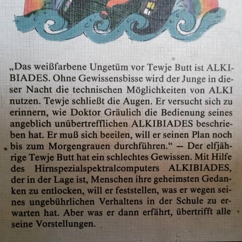evtl. war früher doch nicht alles besser (DDR, 1983)