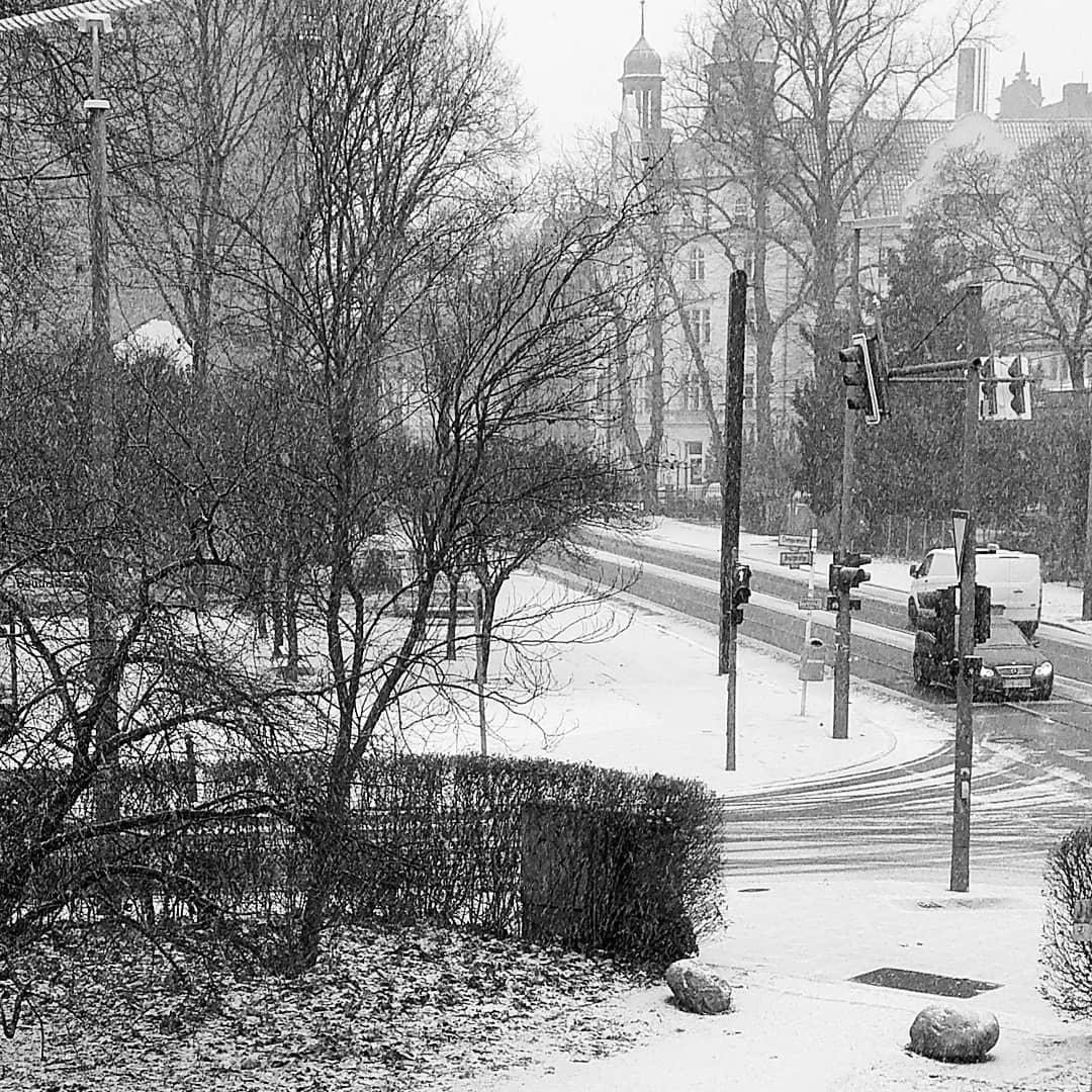03/01/2019 – wieder Schnee in Berlin