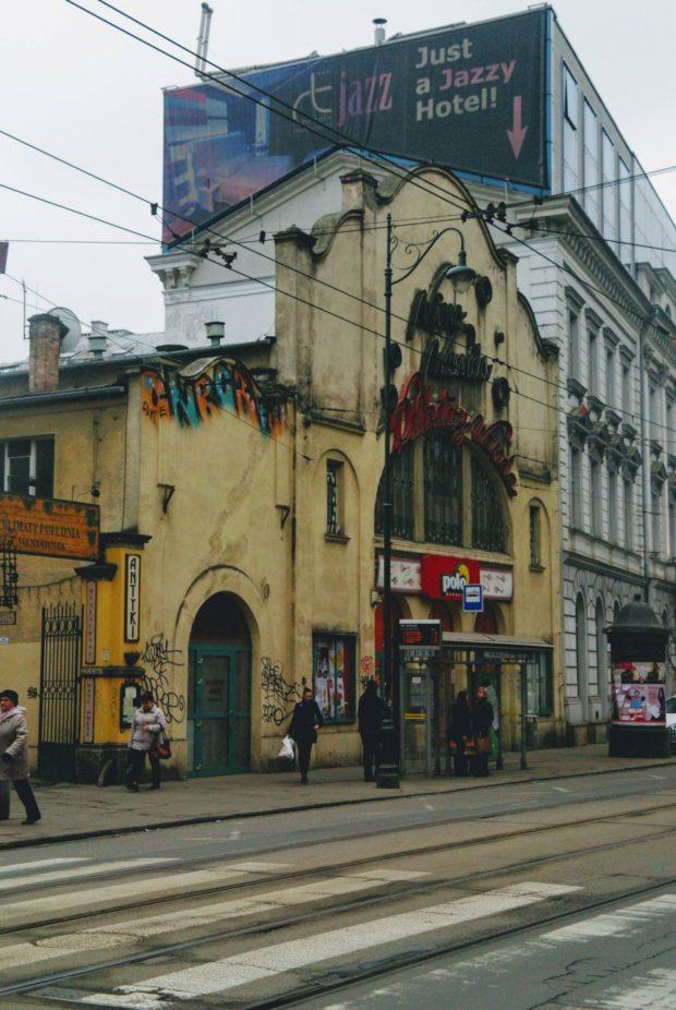 Zeitmaschine: März 2014: Kraków